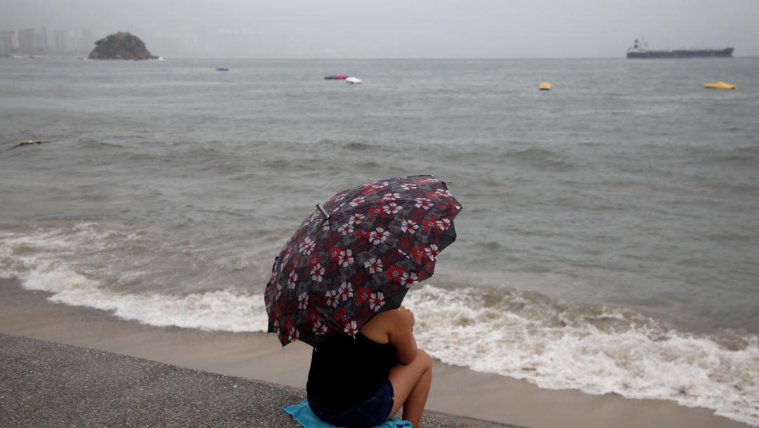 Se prevén lluvias intensas lluvias en varios estados de México, 26 octubre 2019