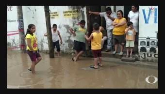 Foto: Lluvias Ciclón Tropical Dieciséis Frente Frío 5 17 Octubre 2019