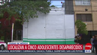 Foto: Localizan Menores Desaparecidos Albergue Iztacalco 7 Octubre 2019