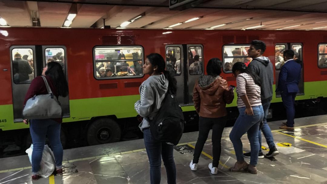 Foto: Se invertirá en mejorar las vías de la Línea A, 11 de octubre de 2019, (ANDREA MURCIA /CUARTOSCURO.COM, archivo)