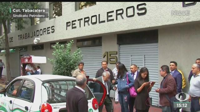 FOTO: Manuel Limón podía ocupar lugar Romero Deschamps