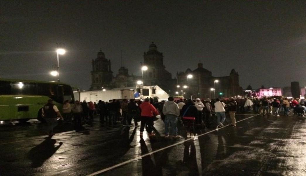 Foto Marchas afectarán la vialidad este jueves 10 de octubre CDMX