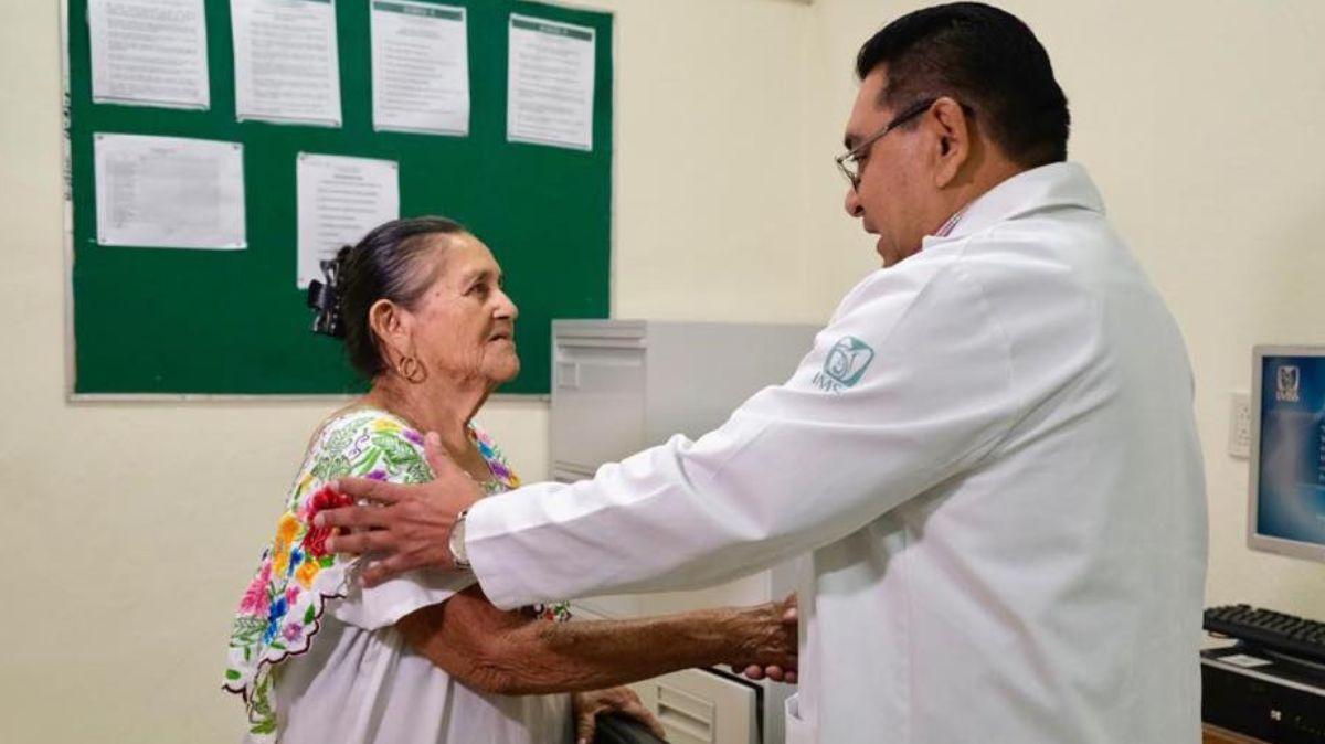 Médicos del IMSS.