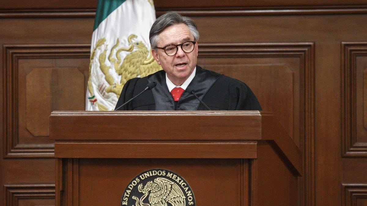 Ministro Eduardo Medina Mora