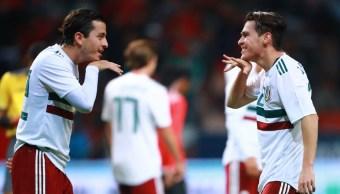 FOTO ¿Cuándo, dónde y a qué hora juega México vs Panamá? (Getty Images)
