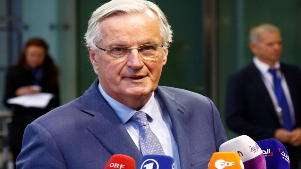 Brexit: Un acuerdo es 'posible esta semana', afirma negociador de la Unión Europea
