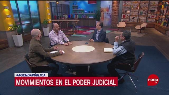 FOTO: Movimientos en el Poder Judicial, 13 octubre 2019