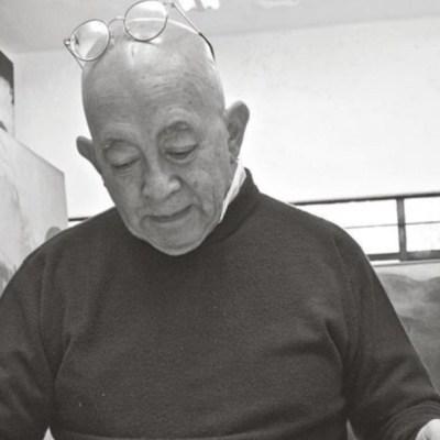 Gilberto Aceves Navarro, un pintor que siguió el camino de la rebeldía