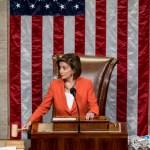 FOTO Pelosi: Cámara de Representantes de EU cerca de aprobar T-MEC (AP)
