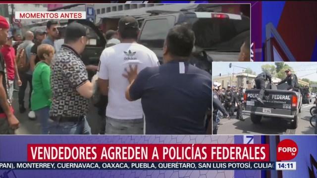 FOTO: No Hay Detenidos Por Agresión Policías Federales Ribera De San Cosme