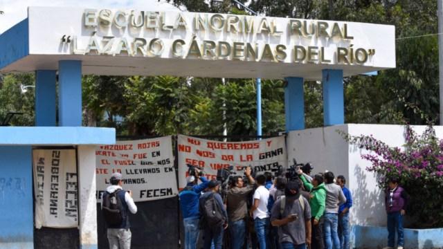 Foto: Ricardo Peralta expuso que en la actualidad las puertas de la Secretaría de Gobernación estarán abiertas para cualquier tipo de expresiones, 8 de octubre de 2019 (Crisanta Espinosa Aguilar /Cuartoscuro.com)