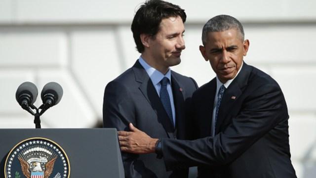 Imagen: Trudeau enfrenta una dura contienda para la reelección antes de las elecciones parlamentarias del lunes, 16 de octubre de 2019 (Getty Images, archivo)