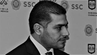 FOTO: Omar García Harfuch, secretario de Seguridad Ciudadana de la CDMX.