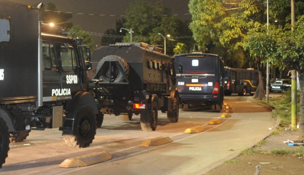 FOTO Operativo en Tepito revela posible colusión de criminales con autoridades CDMX, dice García Harfuch (Cuartoscuro/Luis Carbayo)