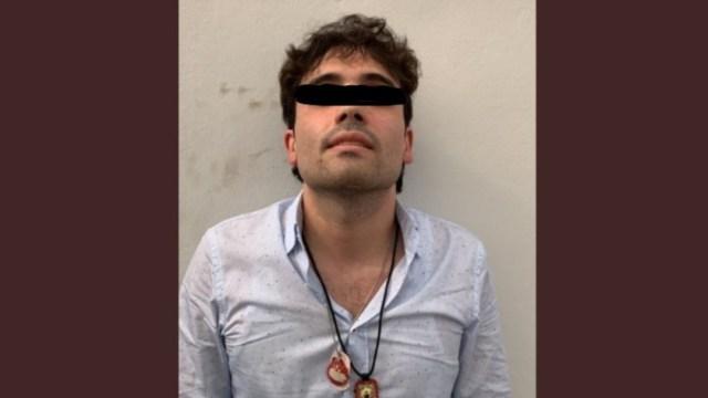 Foto Ovidio Guzmán nunca estuvo formalmente detenido
