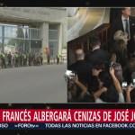 FOTO: Panteón Francés Albergará Cenizas José José,