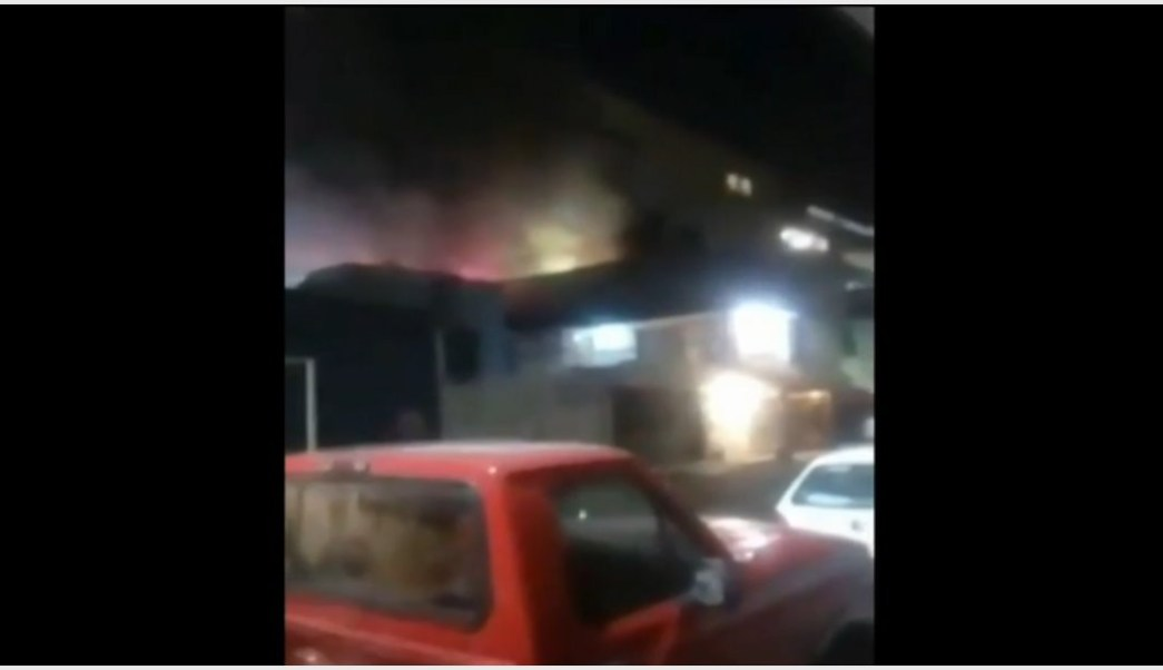 Foto: Explosión en Ecatepec dejó tres muertos, 20 de octubre de 2019 (VIideo)