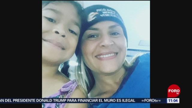 FOTO: Piden a venezolanos denunciar malos tratos de migración en México, 12 octubre 2019