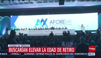 Foto: Elevar Edad Retiro Trabajadores México Mayor Pensión 9 Octubre 2019