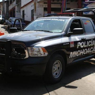 Muere director de Seguridad Pública de Coeneo, Michoacán, tras accidente vial