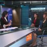 FOTO: Política Permanencia Deportaciones, Eunice Rendón, Janeth Moreno