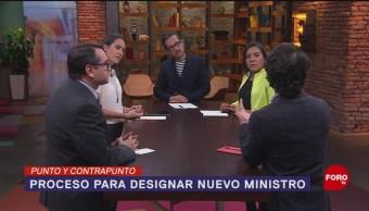 Foto: Proceso Designación Ministros SCJN 11 Octubre 2019