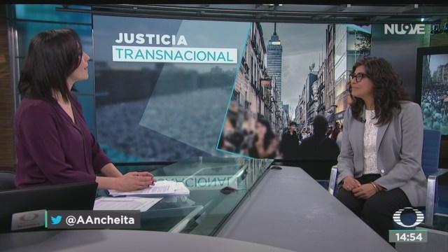 FOTO: Proyecto De Justicia Transacional