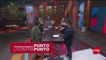 Foto: Punto Contrapunto Genaro Lozano Programa Completo 30 Octubre 2019