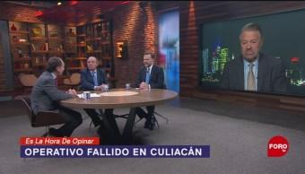 Foto: Culiacán Cómo Afecta Estrategia Seguridad Amlo 21 Octubre 2019