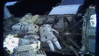 Foto: Realizan primera caminata espacial exclusivamente de mujeres, 18 de octubre de 2019