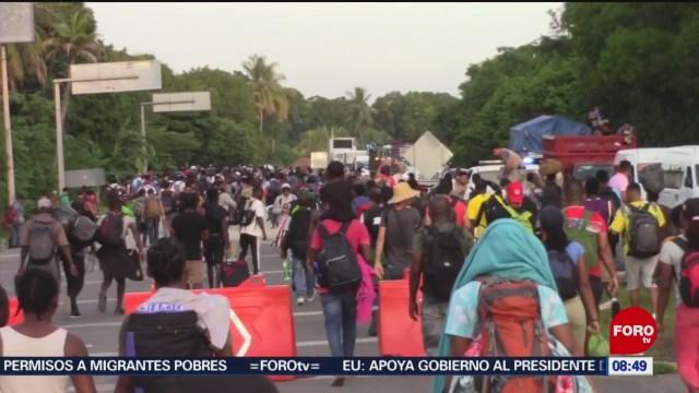FOTO: Regresa caravana de migrantes a Tapachula, Chiapas, 13 octubre 2019