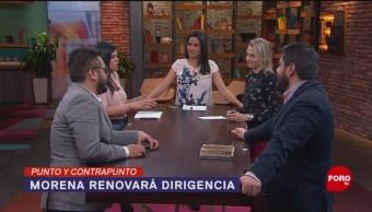 Foto: Renovación Morena 2020 9 Octubre 2019