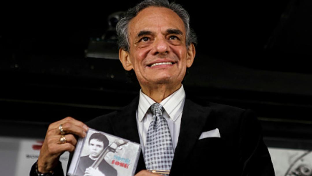 Imagen: Jesús Ramírez Cuevas detalló que uno de los homenajes será de cuerpo presente, 2 de octubre de 2019 (Getty Images, archivo)