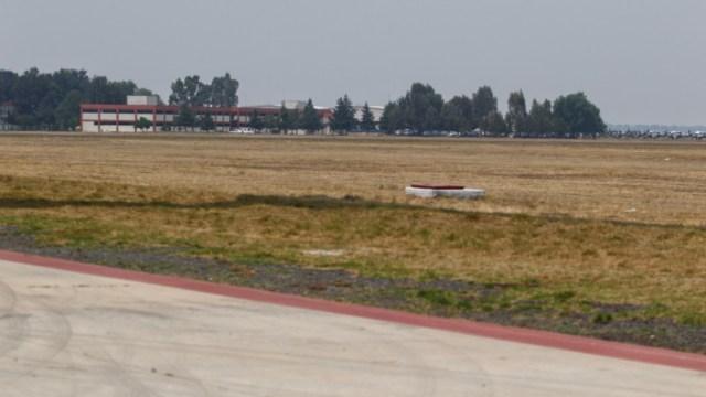 Foto: Revocan última suspensión que frenaba aeropuerto de Santa Lucía, 16 de octubre de 2019, Ciudad de México