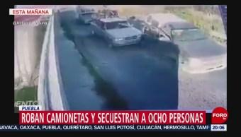 Foto: Roban Camionetas Ganado Puebla 14 Octubre 2019
