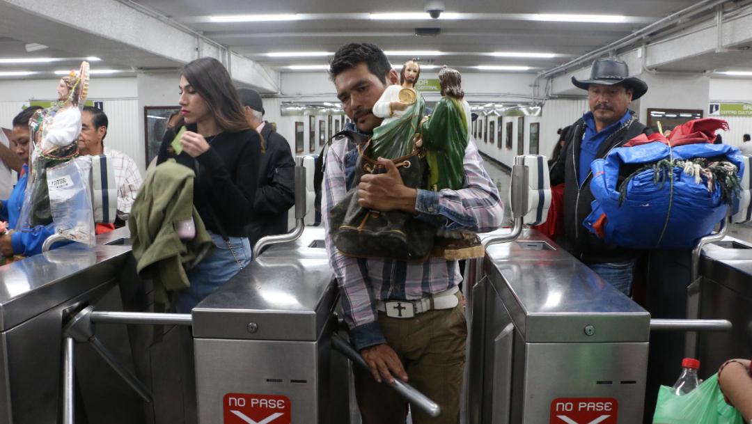 san judas tadeo metro