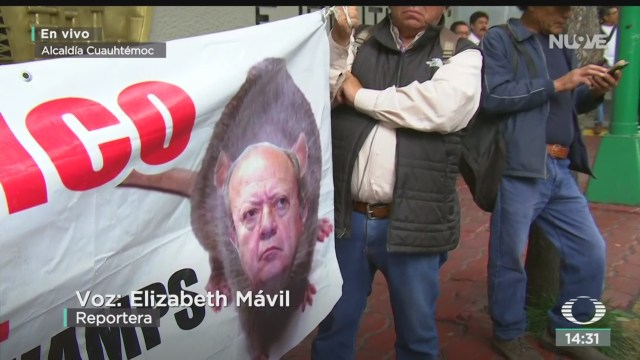 FOTO: Romero Deschamps Renuncia Como Líder Sindical Petrolero