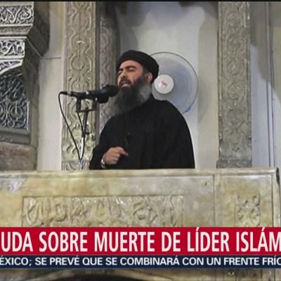 Rusia duda sobre muerte de líder del Estado Islámico