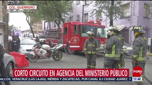 FOTO: Corto Circuito Agencia Ministerio Público