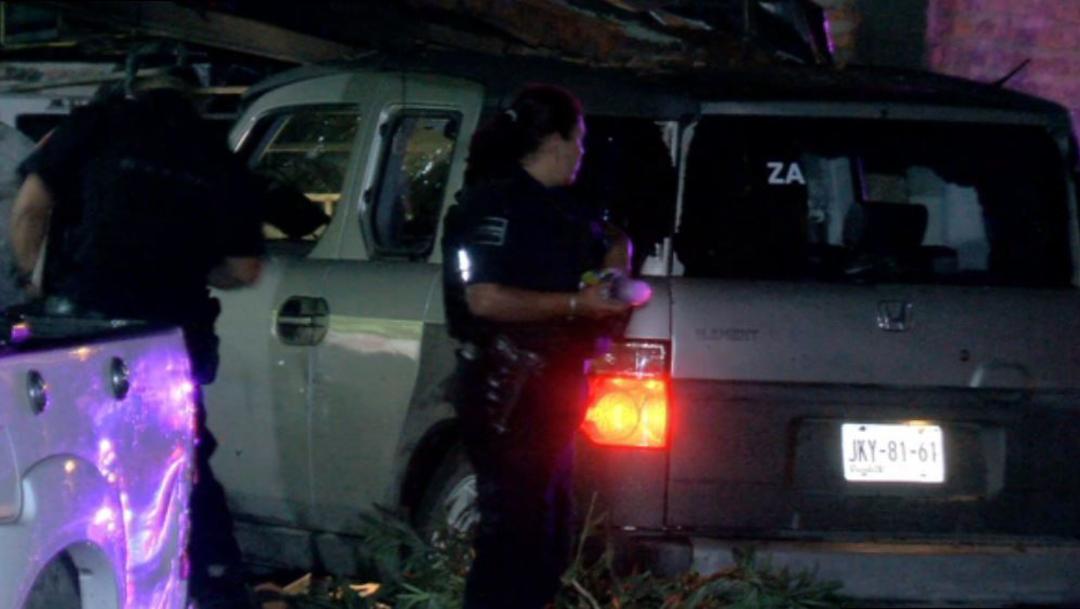Foto: La Fiscalía General del estado abrió una carpeta de investigación por el delito de homicidio, 19 de octubre de 2019 (Noticieros Televisa)