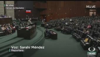 FOTO: Secretario Salud comparece ante diputados