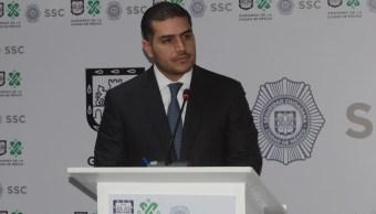 El secretario de Seguridad Ciudadana de la Ciudad de México dijo en entrevista para En Punto que, desconoce la decisión del juez sobre la liberación de 27 de los 32 detenidos en Tepito