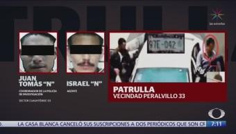 Separan a dos mandos de la Policía CDMX por nexos con Unión Tepito