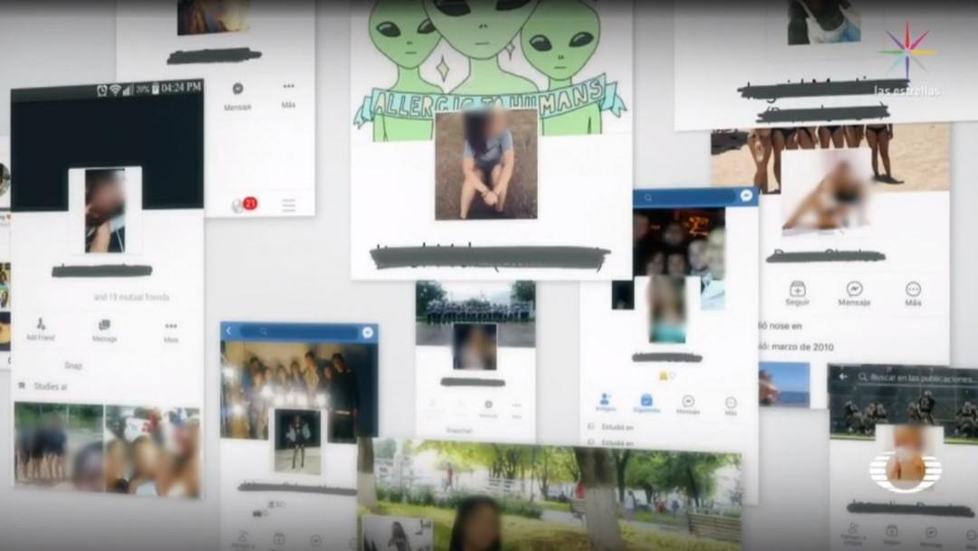 'Imperio Alpha', labores altruistas que esconden pornografía en redes sociales