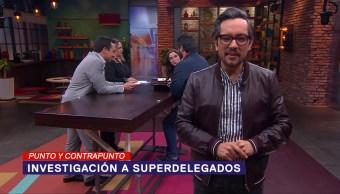 Foto: Punto Contrapunto Genaro Lozano Programa Completo 29 Octubre 2019
