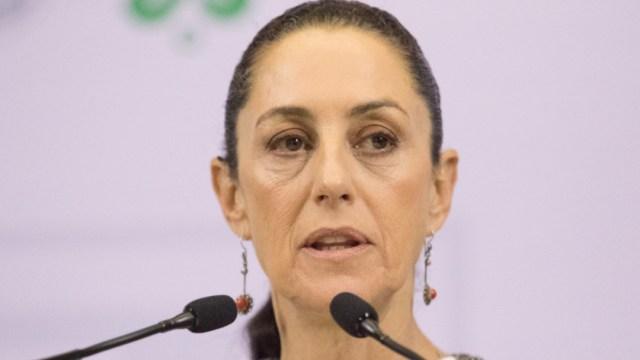 Foto: Sheinbaum aseguró que los alcaldes deben comportarse, 23 de octubre de 2019 (Victoria Valtierra /Cuartoscuro.com)