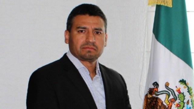 Imagen: El fiscal general de Guanajuato, Carlos Zamarripa Aguirre, confirmó que son dos los sujetos implicados en el asesinato de Gabriel Luna, 5 de octubre de 2019 (Twitter @FGEGUANAJUATO)