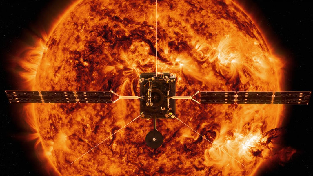 Foto: La sonda Solar Orbiter supera todas las pruebas; está lista para ir al So