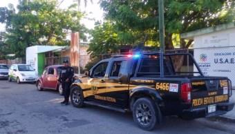 Foto: Una mujer y cuatro menores de origen hondureño fueron golpeados y amedrentados con un arma, obligados a exhibir la foto del presunto pollero que los llevó hasta México