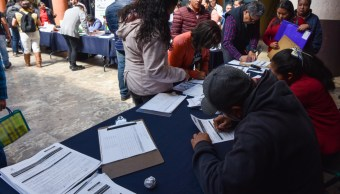 FOTO Tasa de desocupación baja a 3.5 por ciento en septiembre (Cuartoscuro/Crisanta Espinosa)